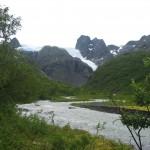 Øksfj.jøkelen i Isdalen