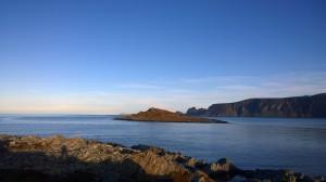 Utsikt mot Lopphavet